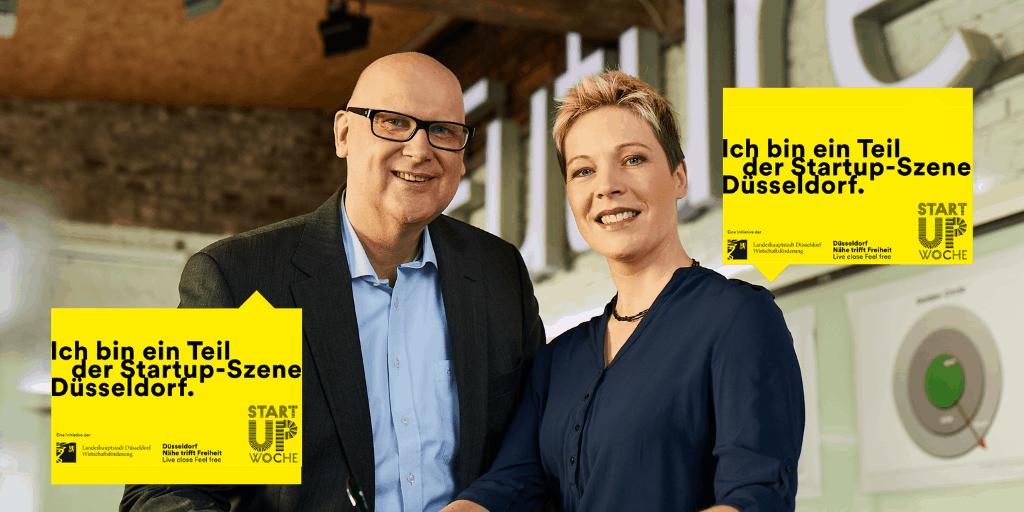 Wir sind ein Teil der Start-up Woche Düsseldorf!