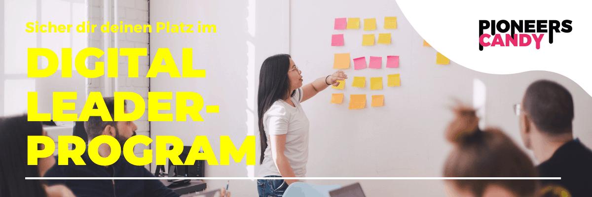 "Header Blog-Beitrag ""Digital Leader-Program"""